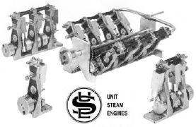 Unit  Steam Engine KIT No 1